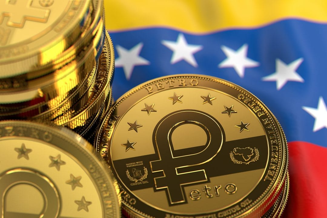 Il Venezuela regala token Petro alle sue regioni