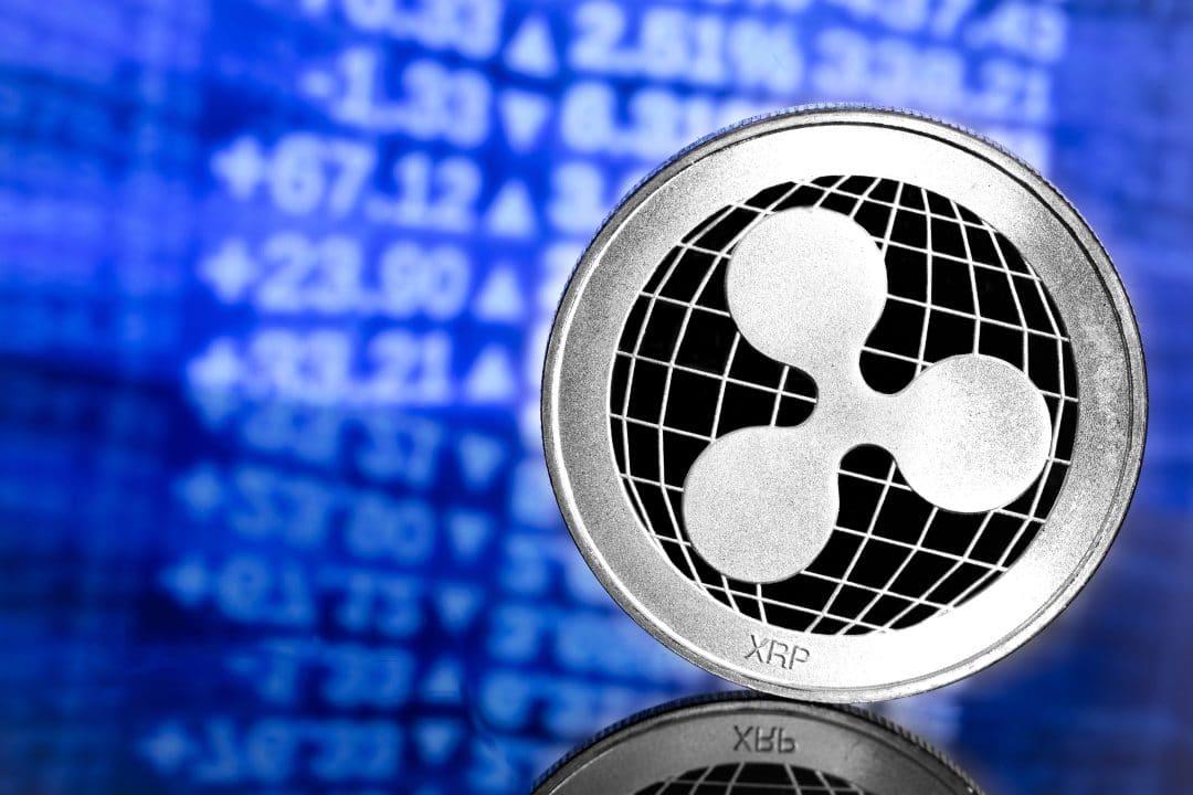XRP, il prezzo del token vola: +8%