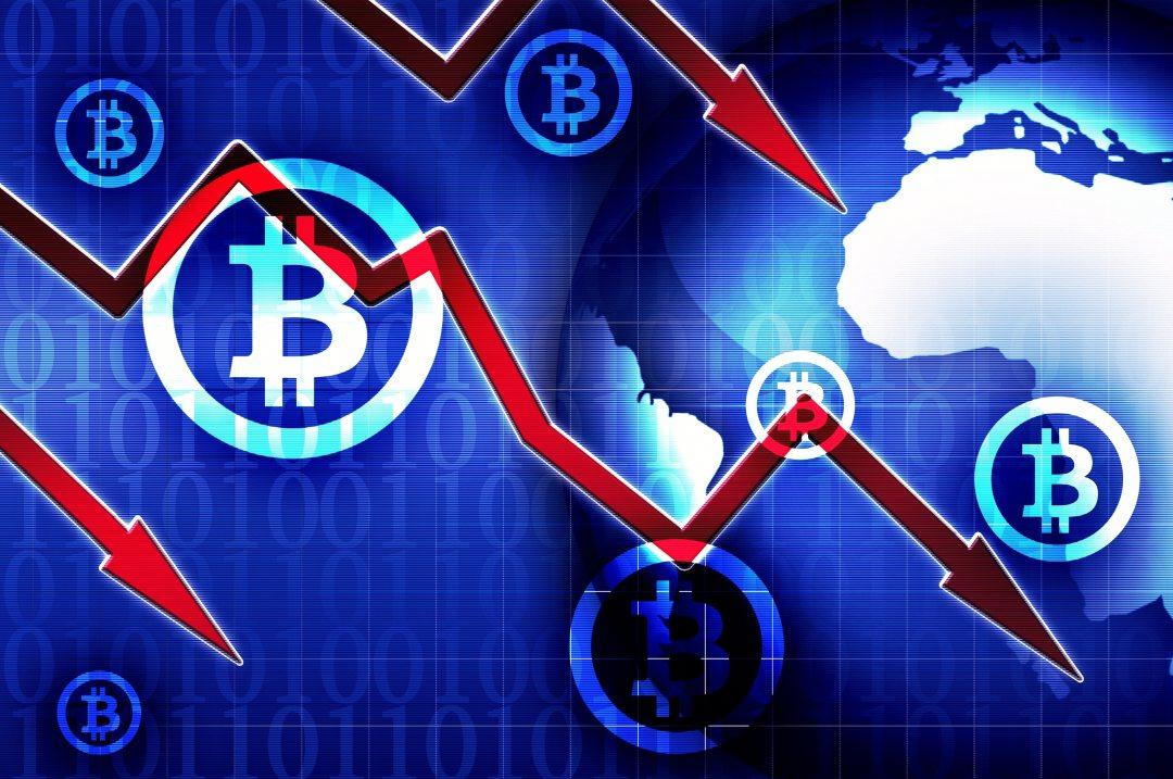 Bitcoin in congestione torna sotto gli 8000 dollari
