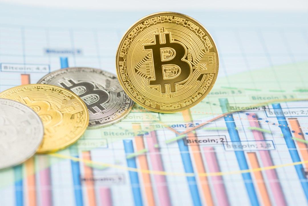 Bitcoin: finalmente in aumento il prezzo di BTC