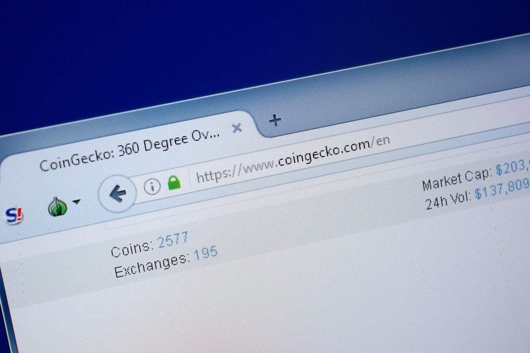 CoinGecko: un report sulle criptovalute per il terzo trimestre del 2019