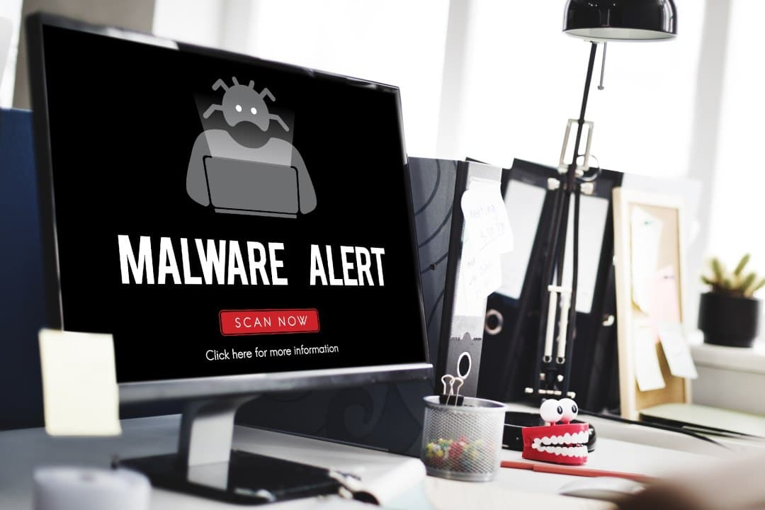 Crypto malware all'attacco di WordPress e aeroporti