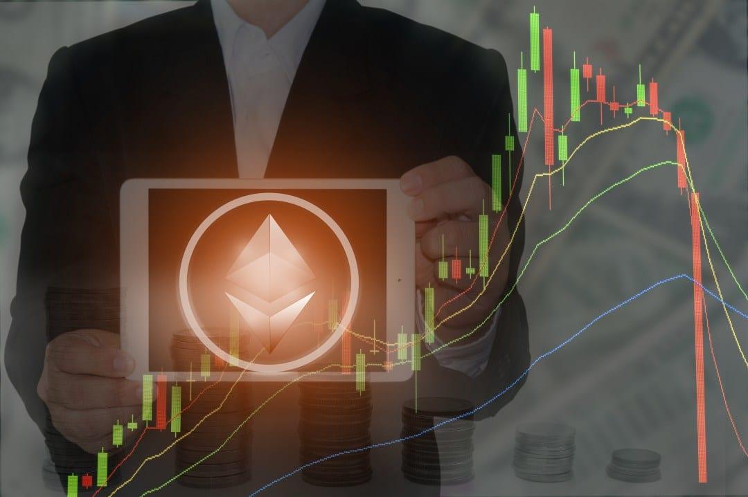 Prezzo Ethereum: in calo il valore di ETH