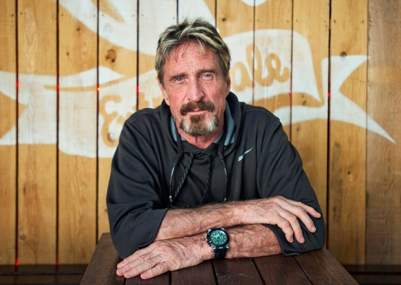 McAfeeDex: guida all'exchange crypto decentralizzato di John McAfee