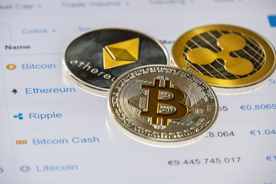 Come è cambiata la top 10 crypto per market cap negli ultimi 5 anni