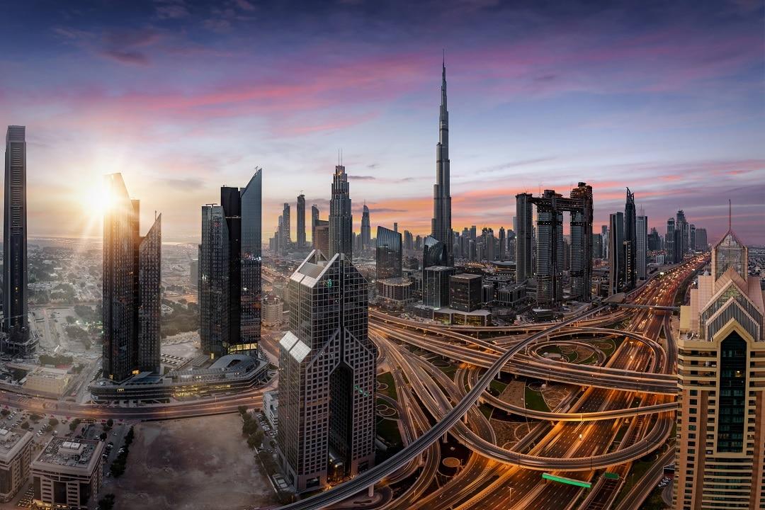 Social Blockathon Emirati Arabi