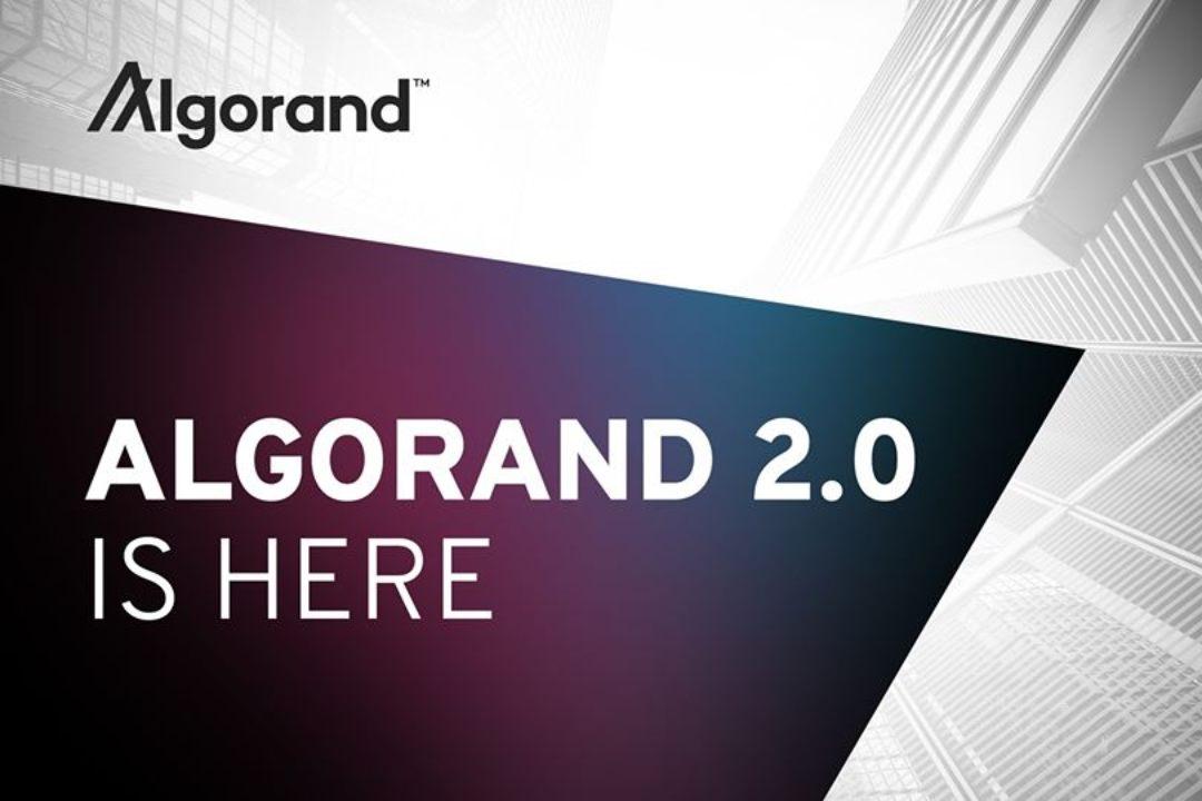 Algorand: l'upgrade del protocollo alla versione 2.0
