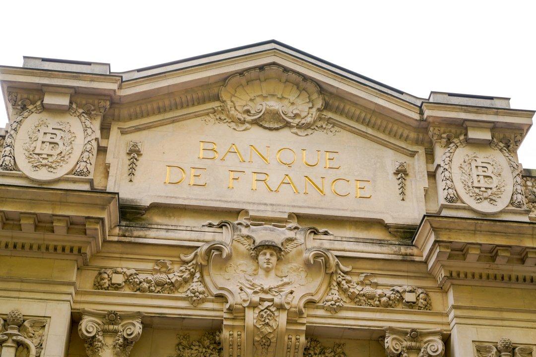 La banca centrale francese vuole usare la blockchain