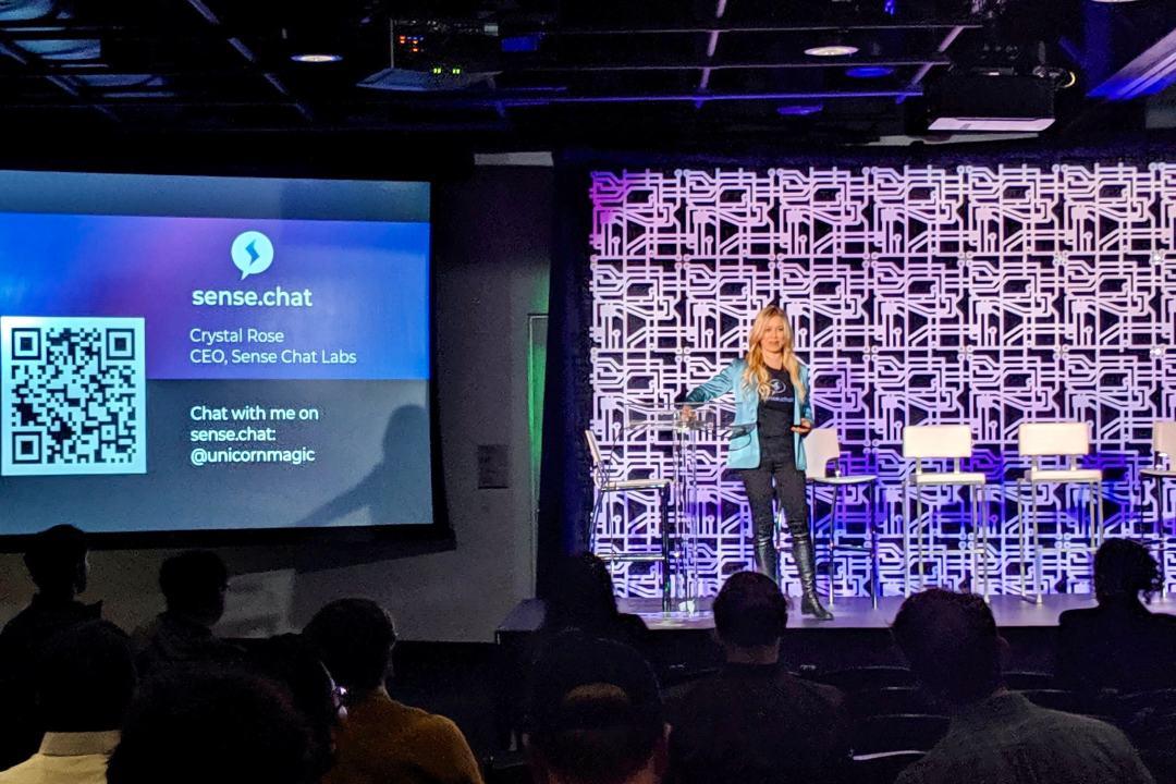 Crystal Rose e gli sviluppi della blockchain di EOS