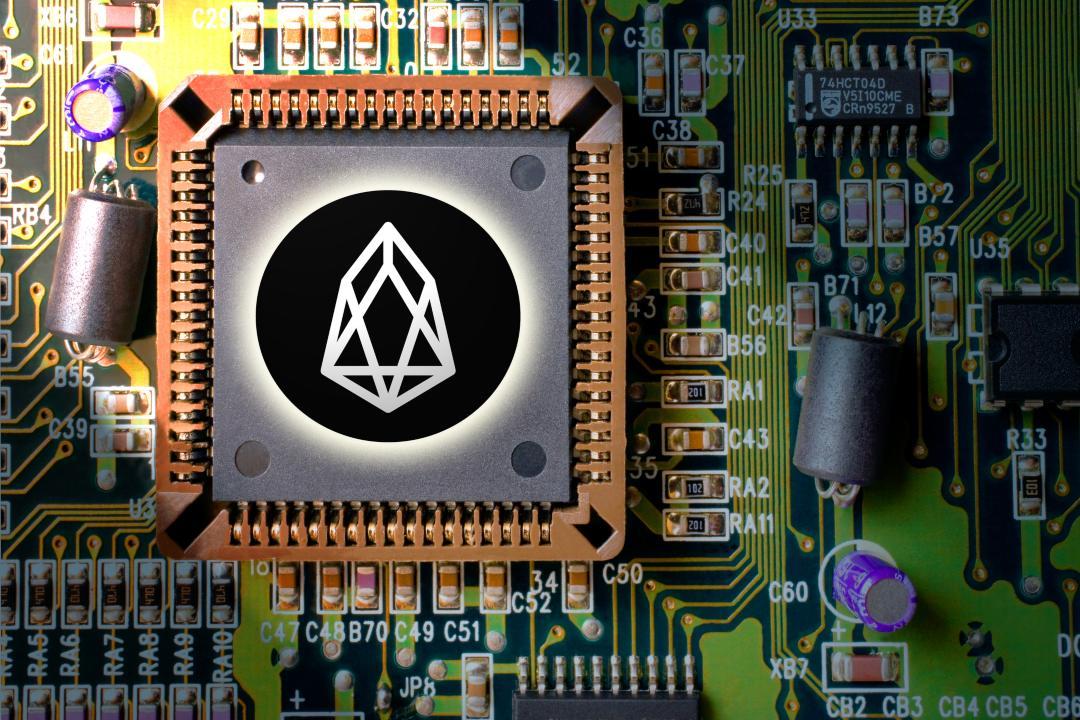 La soluzione ai problemi della blockchain di EOS