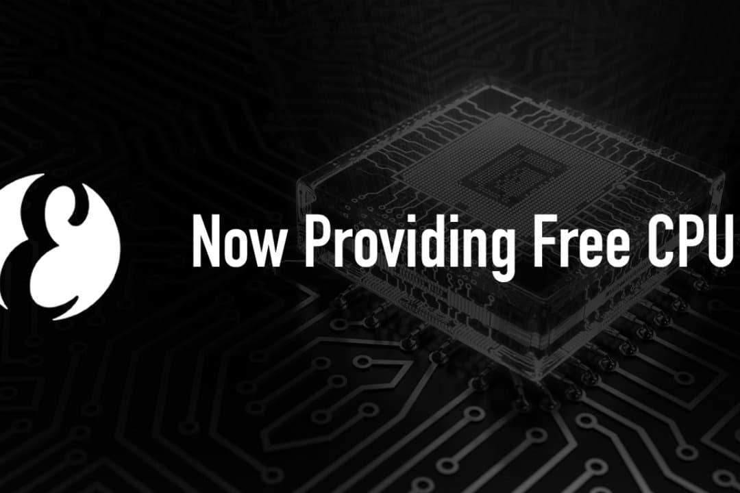 CPU gratis da parte di Everipedia