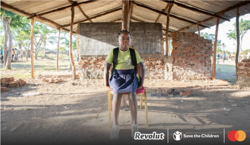 Revolut lancia una raccolta fondi per Save the Children