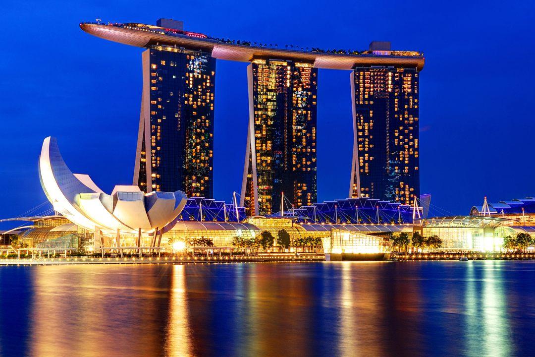 Singapore: pagamenti blockchain con JP Morgan