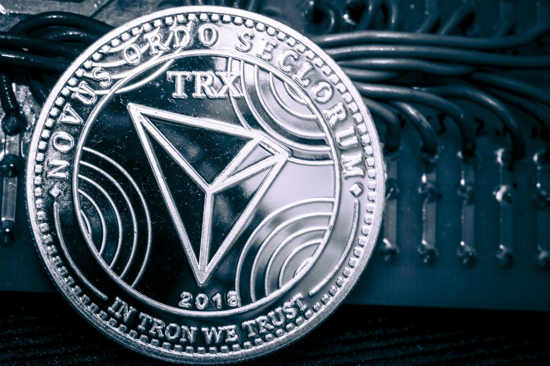 Tron aumenta il block staking rewards a 160TRX