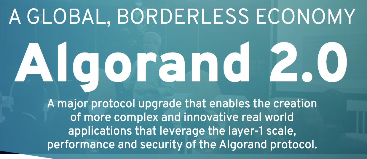 algorand upgrading protocol