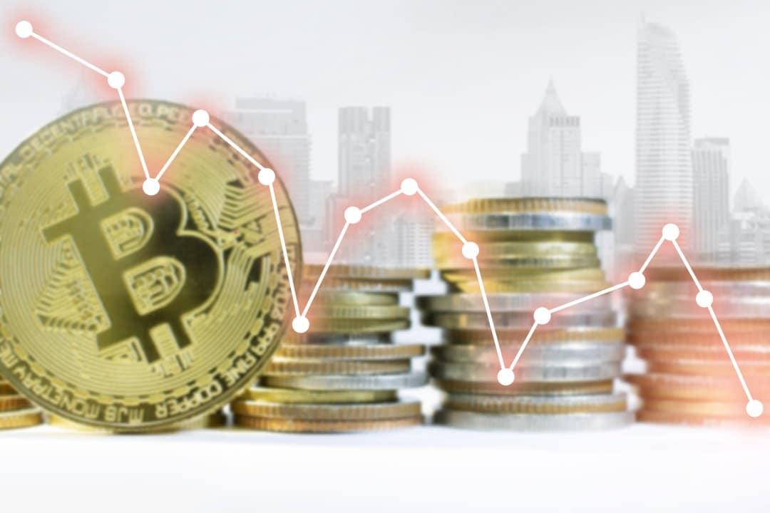 Il prezzo di bitcoin scende ai minimi degli ultimi 6 mesi
