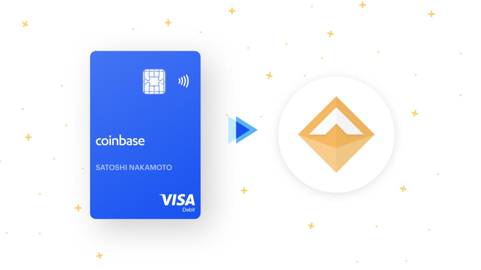 Coinbase Card aggiunge il supporto a DAI