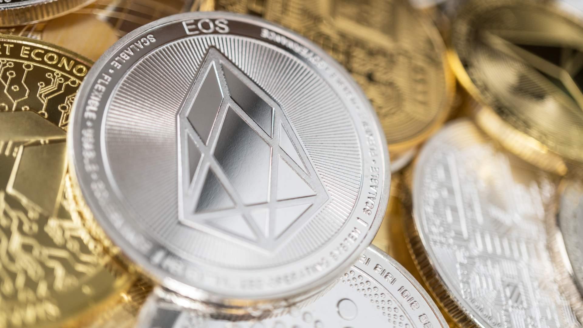 Report CCID: la crypto EOS mantiene il primato