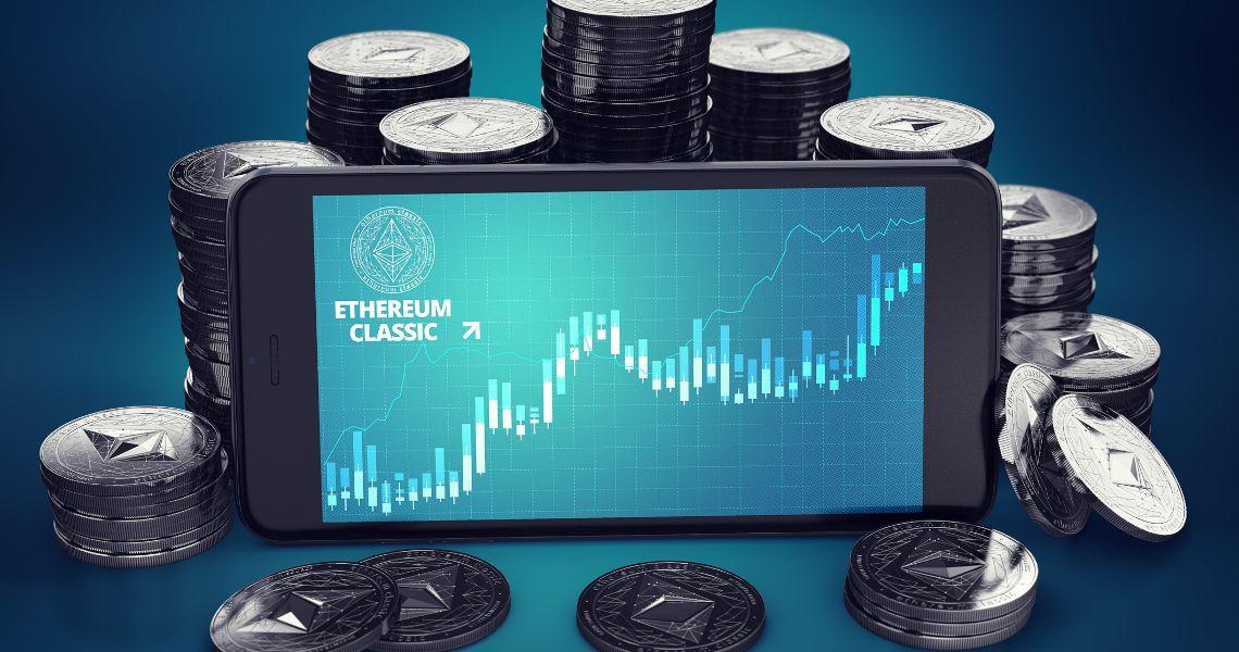 Ethereum Classic (ETC): il prezzo oggi in rialzo