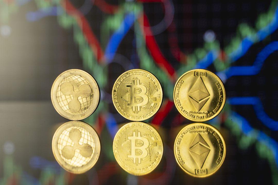 Ethereum e Ripple: spiccano i ribassi dei prezzi