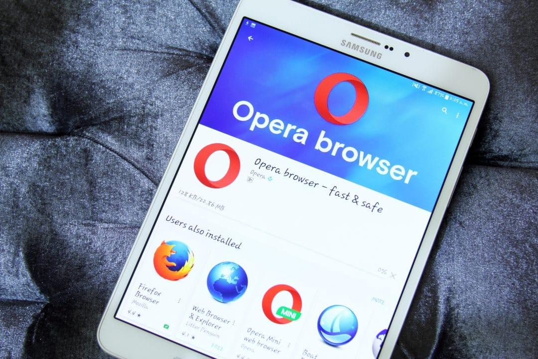 Opera collabora con Unstoppable Domains per il dominio .crypto