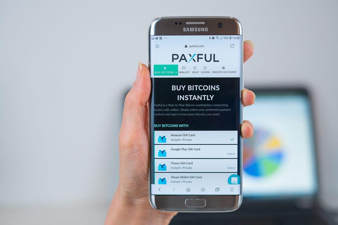 Paxful: già clonato lo script della piattaforma