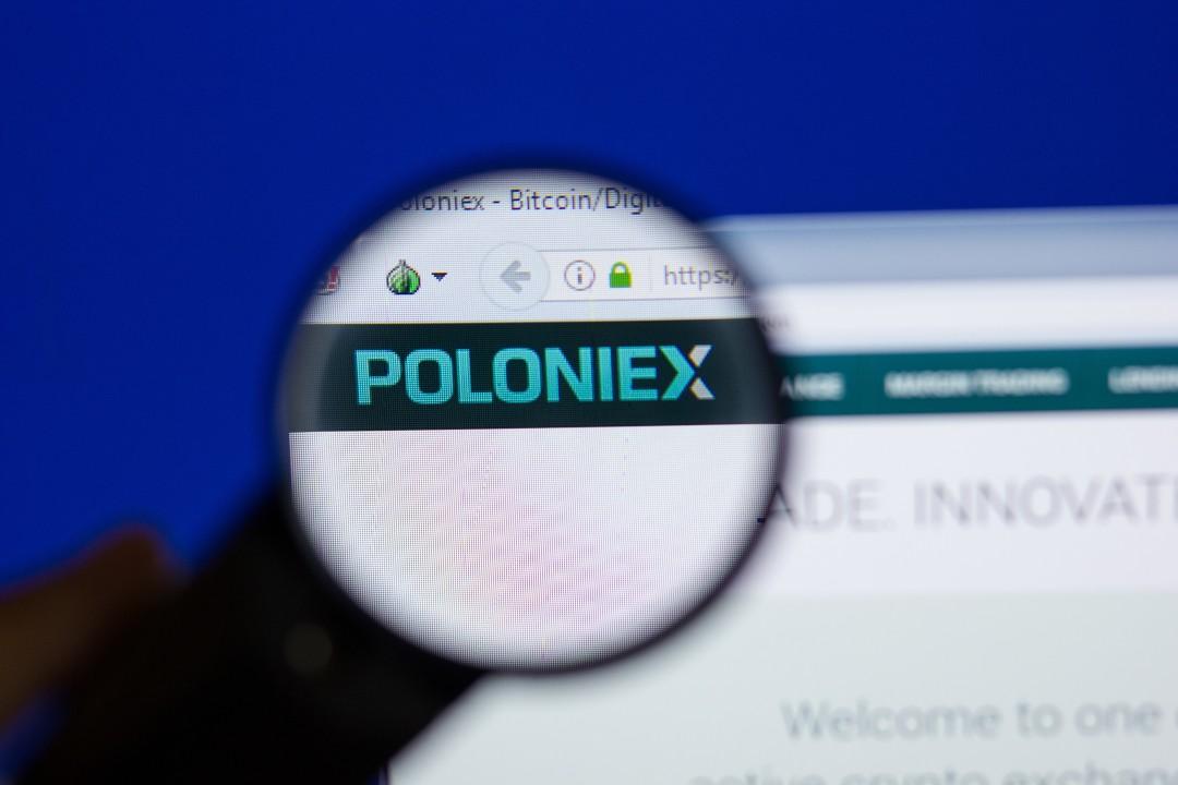 Poloniex e il tweet cancellato su Tron