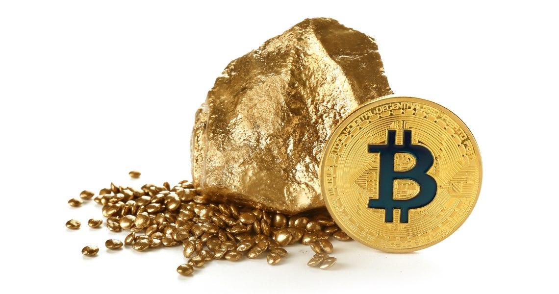 Bitcoin (BTC) vs oro: com'è andato il 2019?