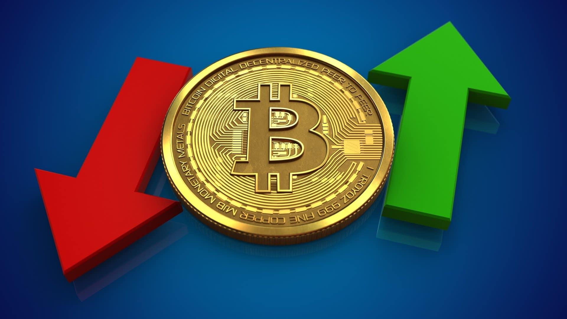 Bitcoin: il prezzo fa su e giù