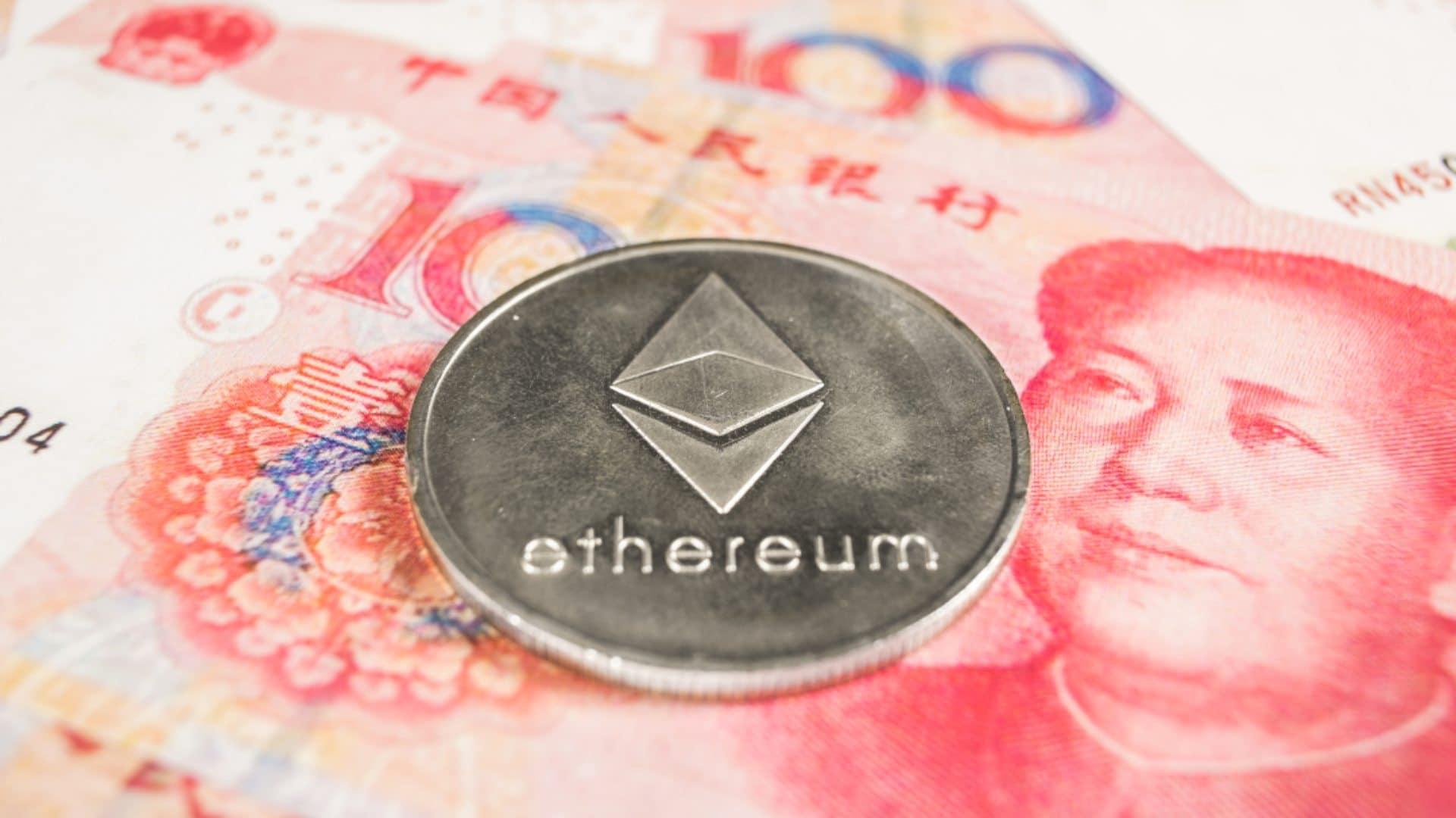 La Cina blocca uno dei siti più popolari della blockchain di Ethereum