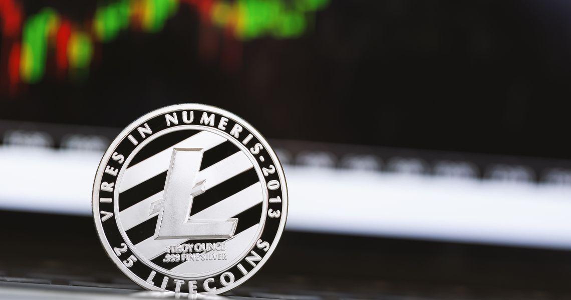 Litecoin, il prezzo in rialzo dopo l'affondo