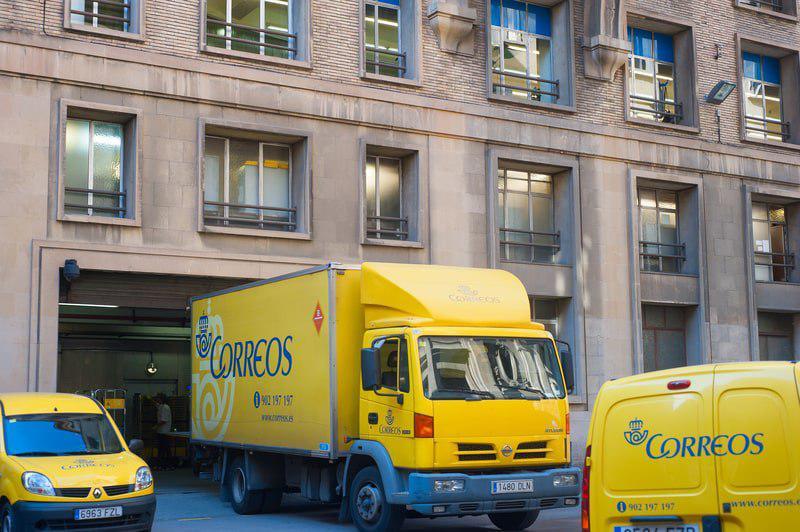 Spagna: il servizio postale Correos utilizzerà la blockchain