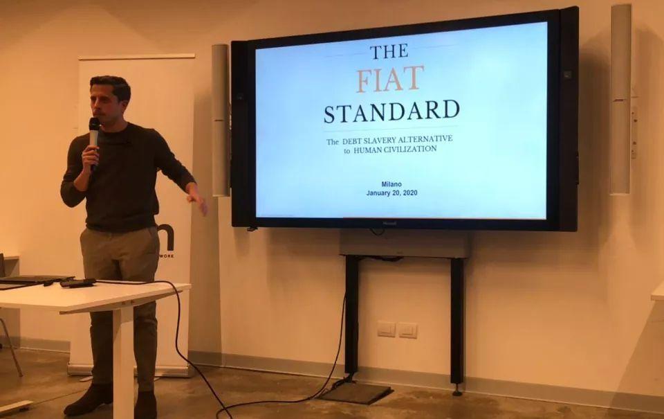 the bitcoin standard saifedean ammous