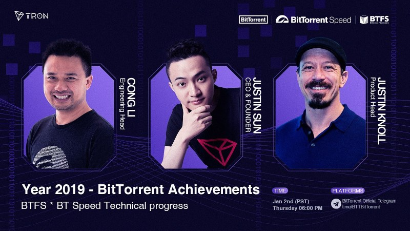 bittorrent progress