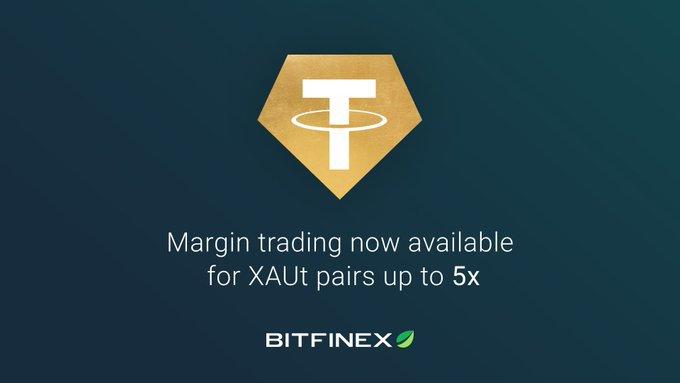 Tether Gold Bitfinex