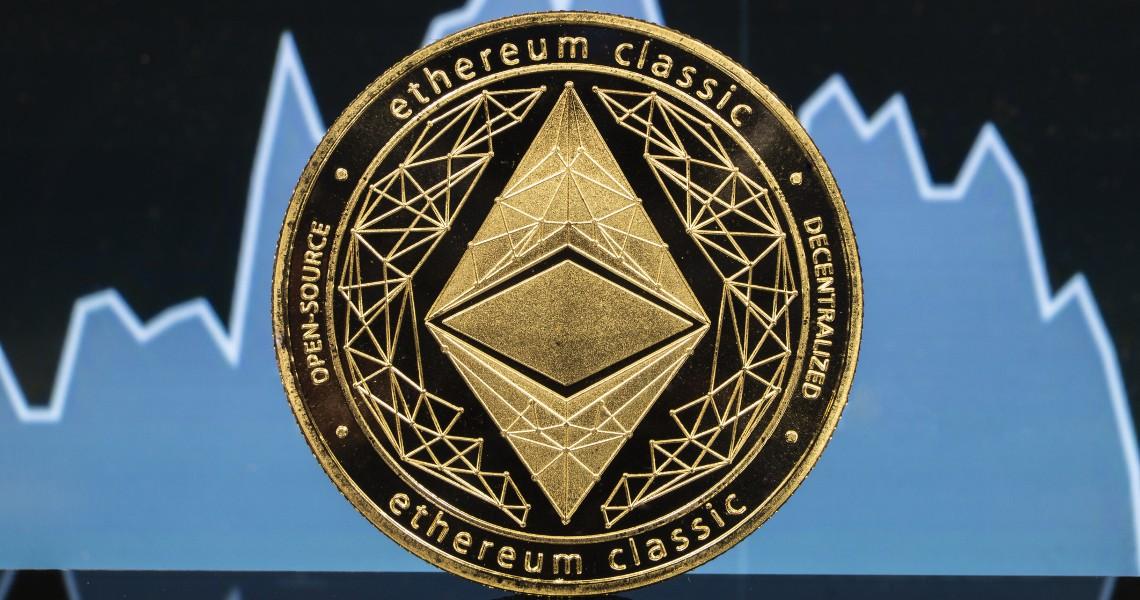 Ethereum Classic sale con un +20% di rialzo