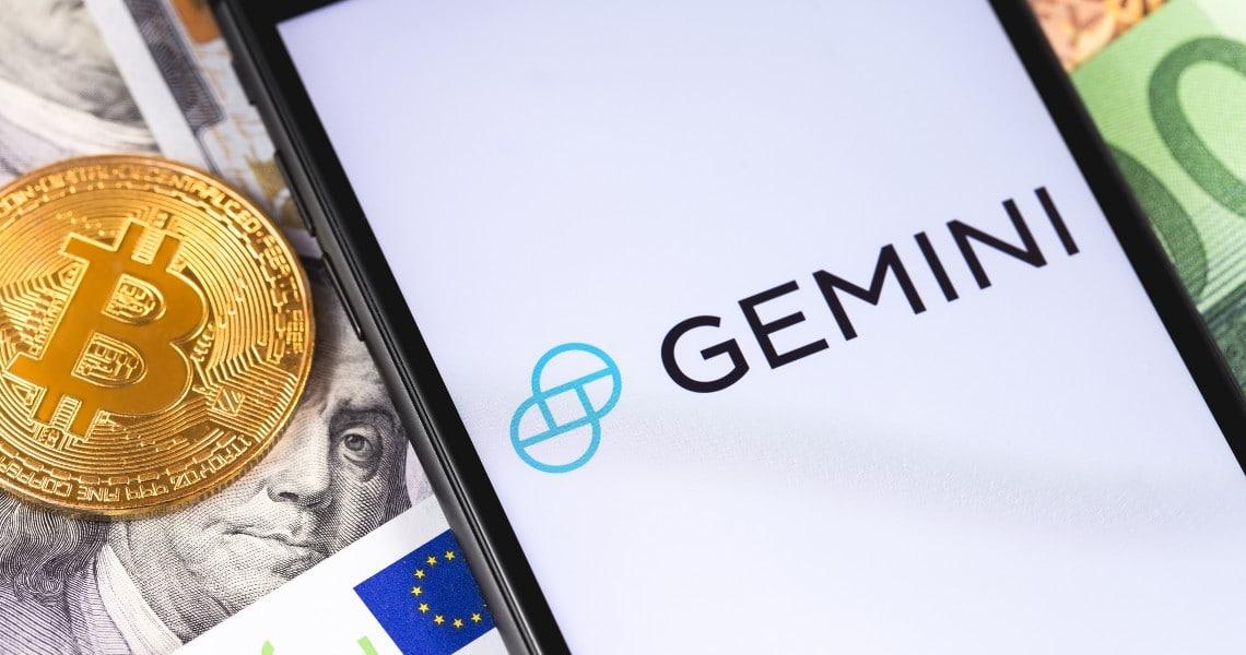 Gemini: una campagna educativa sulle crypto. 20$ in BTC in regalo