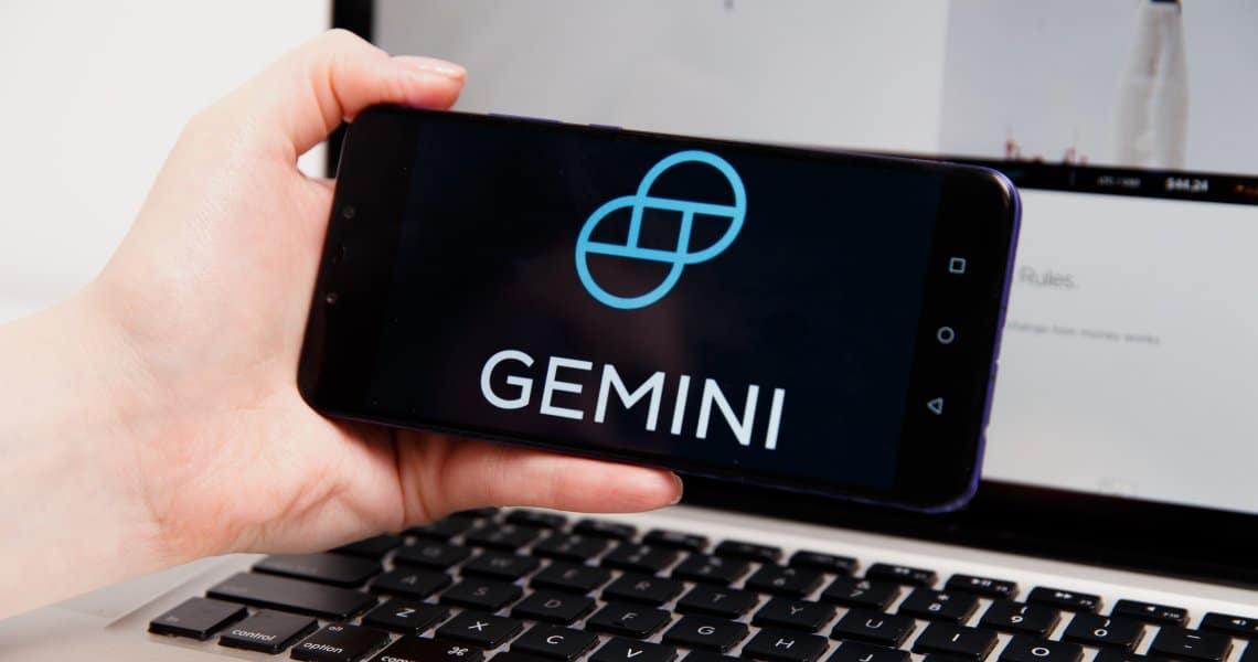 Gemini: un'assicurazione crypto per l'azienda