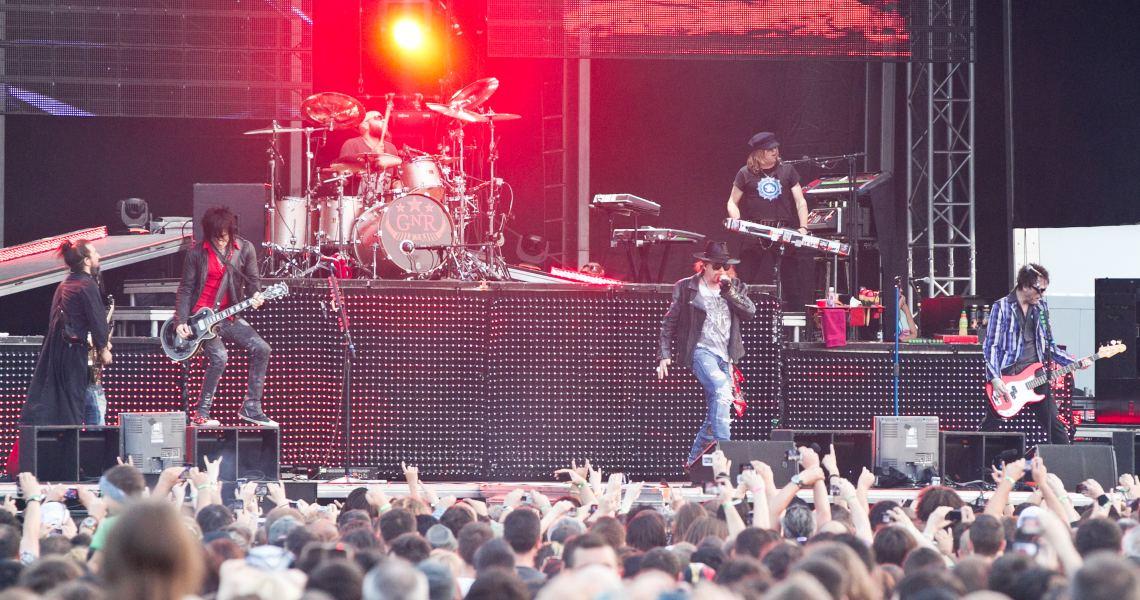 Guns n' Roses: Matt Sorum sostenitore della crypto Cardano