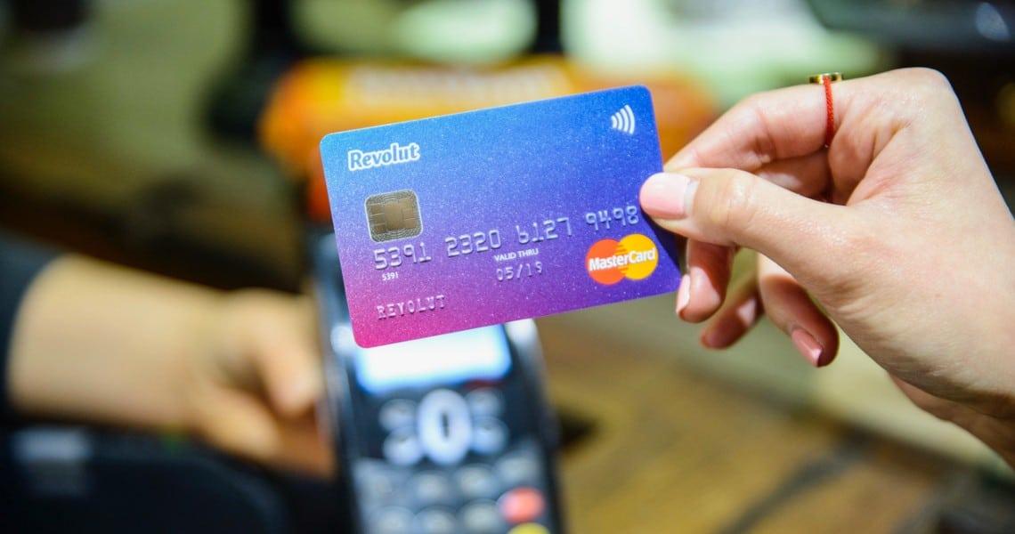 Revolut card: un report sugli acquisti in Italia