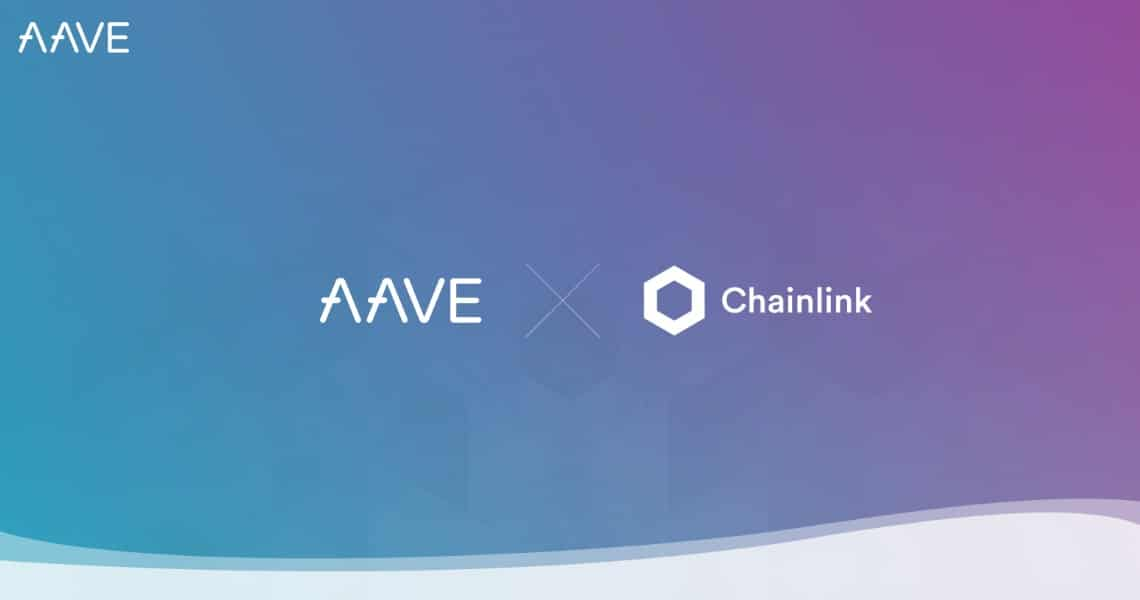 Aave Oracle Network sbarca su Chainlink