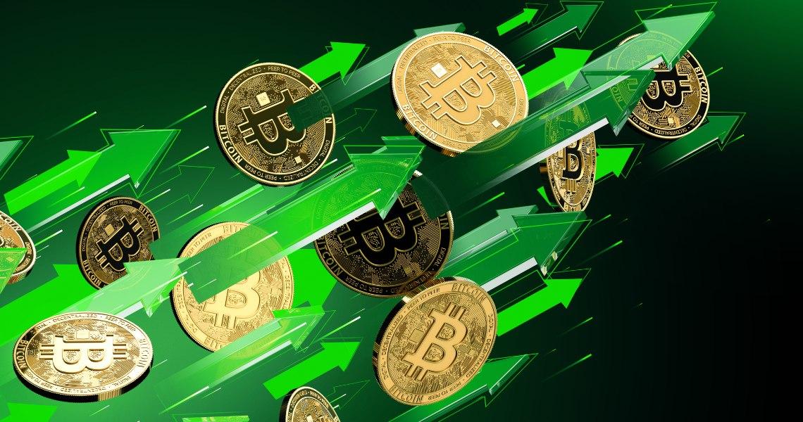 Rally per le criptovalute: Bitcoin Satoshi Vision +90%