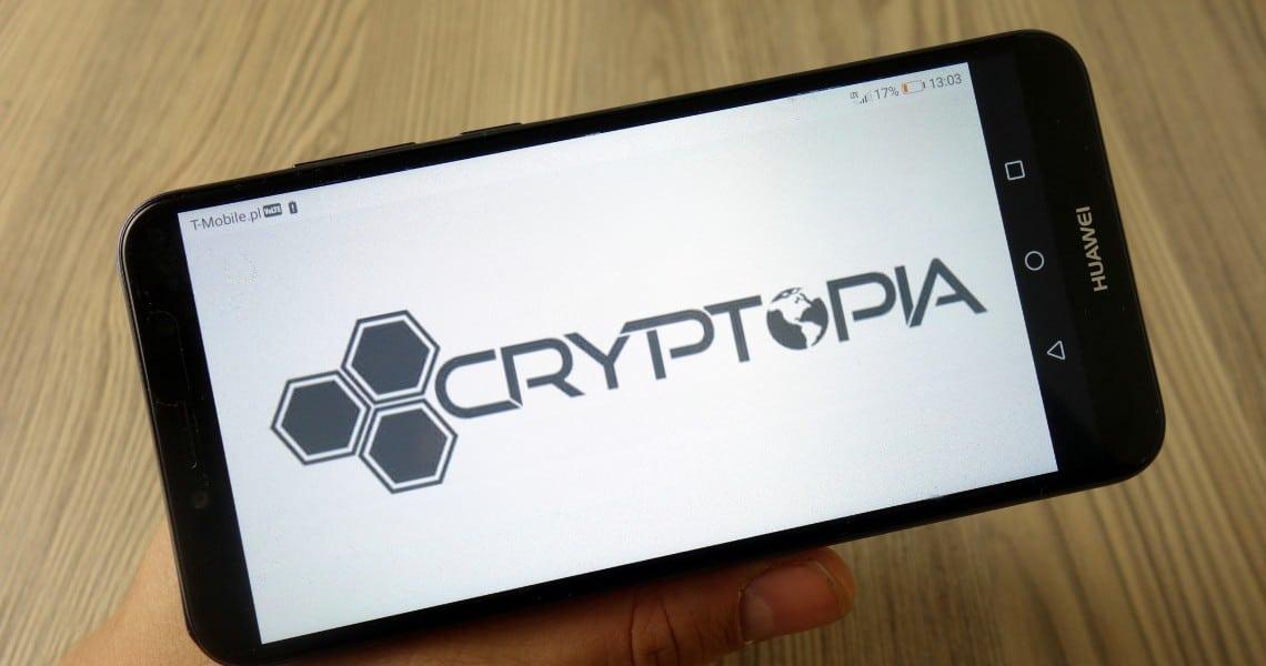 Novità sulla liquidazione dei clienti di Cryptopia