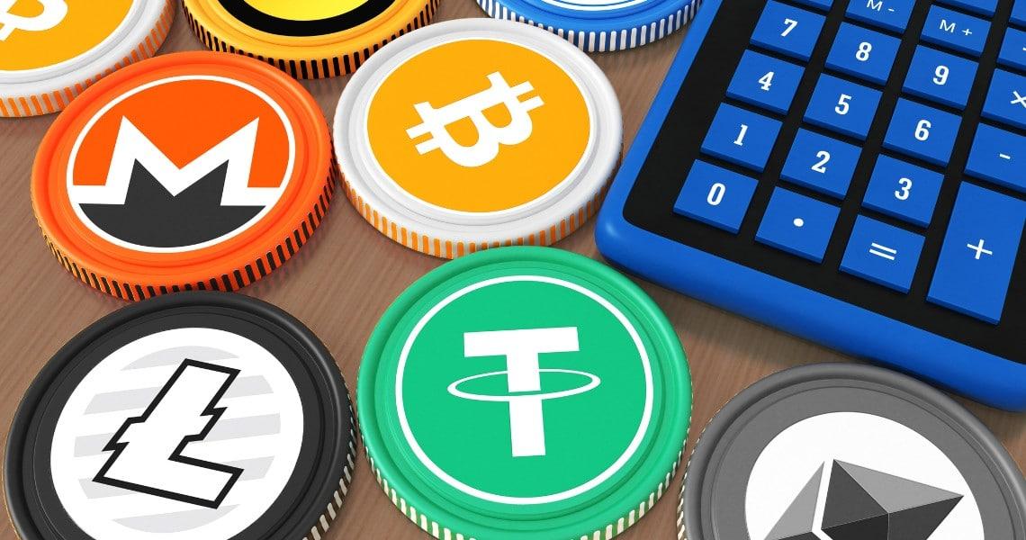Il ritorno su un investimento di $ 1000 nelle prime 10 crypto