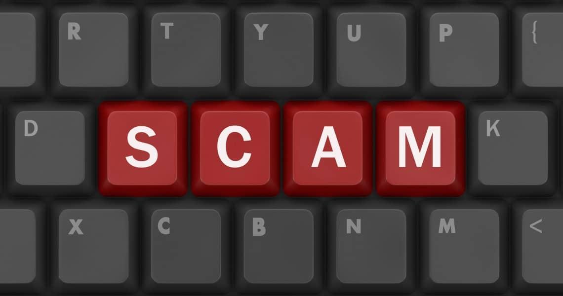 Cryptonomist non regala crypto: attenzione allo scam