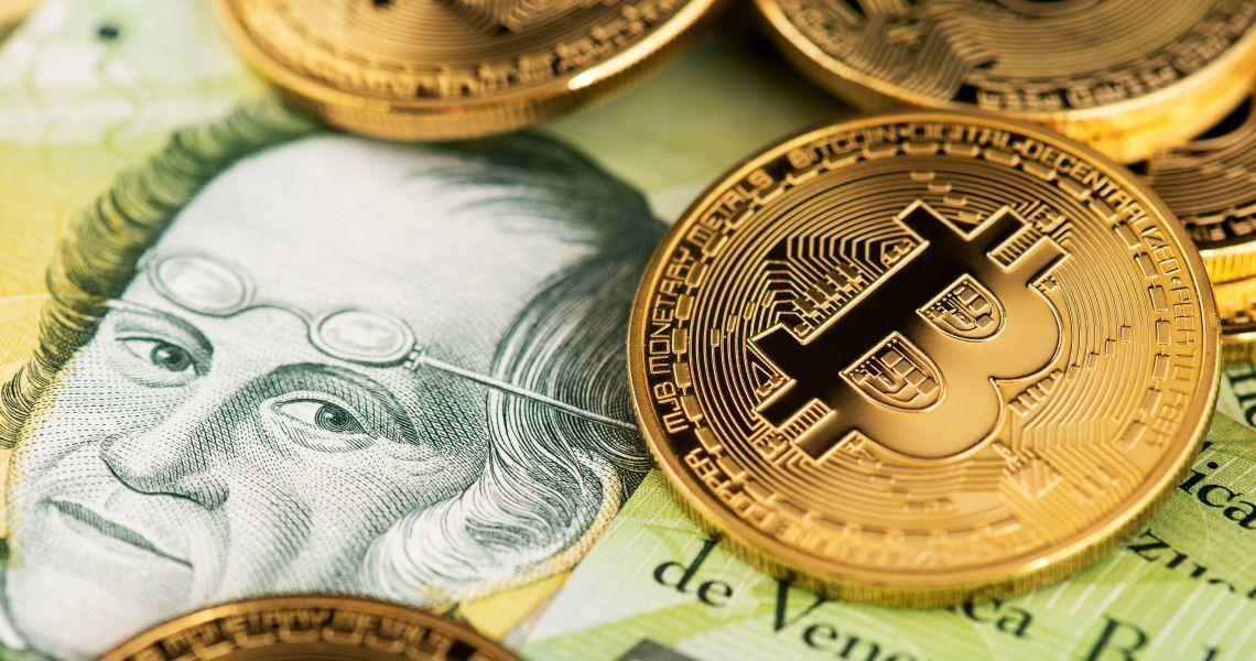 Venezuela e bitcoin: nuovi record su LocalBitcoins