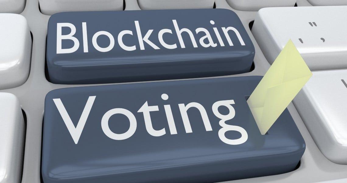 Votazioni su blockchain: è possibile?
