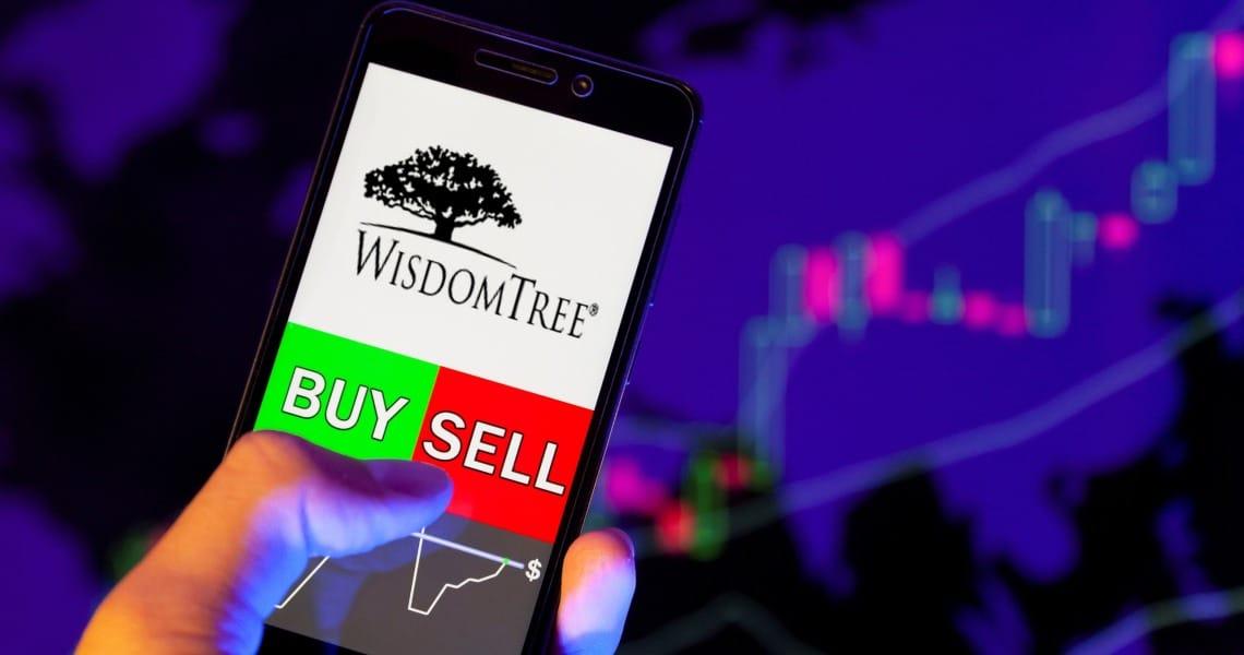 USA: WisdomTree degli ETF vuole lanciare la propria stablecoin