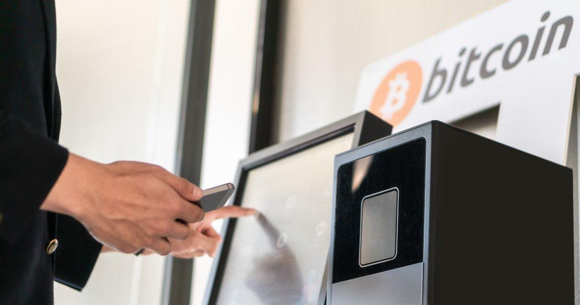Una nuova truffa che utilizza gli ATM bitcoin