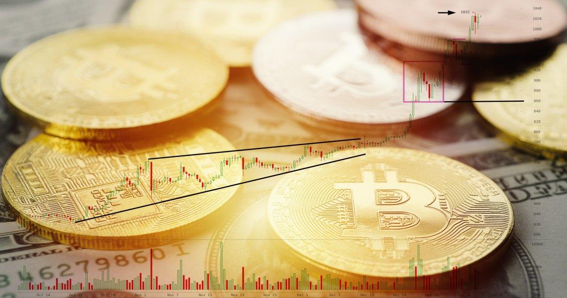 Bitcoin: attenzione alla golden cross